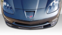 LG Flat Bottom ZR1 Carbon Splitter