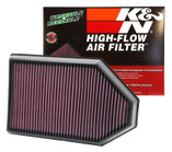 K&N Replacement Drop In Air Filter