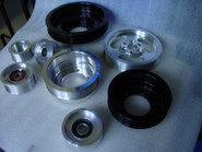 IPS Billet Under Drive Crank Pulley - Gen 3 Viper
