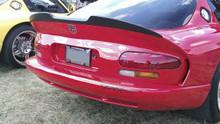 TA Style Rear Spoiler - Dodge Viper GTS Gen 2