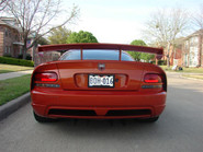 AutoForm SRT-10 Comp Coupe Style Wing - Gen 3 & 4 Viper