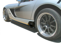 AutoForm SRT-10 Side Skirts -Gen 3 & 4 Viper