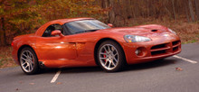 AutoForm SRT-10 Hardtop Smooth - Gen 3 & 4 Viper