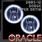 Oracle Halo Kit - Fog Lights - Dodge Viper SRT-10 - Gen 3 & 4