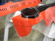 Autoform Side Pipe Cover Pair for Dodge Viper Gen 1