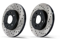 StopTech Sport Cyro Rotors for Dodge Viper Gen 1