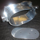 Roe Racing Billet Aluminum Throttle Body - Gen 3 Viper