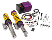 KW Suspension V2 Coilovers with Hydraulic Lift System HLS4 For Dodge Viper - Generation 3  - Front & Rear