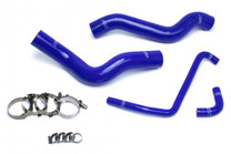 HPS Reinforced Silicone Radiator Coolant Hose Kit for Dodge Viper - Blue - Generation 5