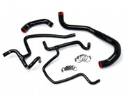 HPS Reinforced Silicone Radiator & Heater Hose Kit For Dodge Challenger 5.7L (2011-2017) - Black