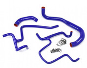 HPS Reinforced Silicone Radiator & Heater Hose Kit For Dodge Challenger 5.7L (2011-2017) - Blue