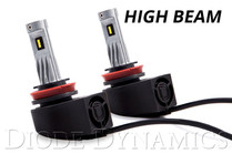 Diode Dynamics LED Headlight Upgrade - High Beam - For Dodge Viper - Generations 2, 3, & 4 (1996-2010)