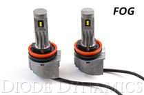 Diode Dynamics LED Fog Light Upgrade Kit For Dodge Viper - Generations 3 & 4