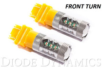 Diode Dynamics LED Front Turn Signal Upgrade Kit For Dodge Viper - Generation 3 & 4