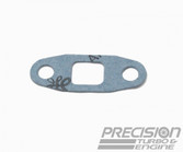 Precision Turbo Oil Drain Gasket - Small Frame Turbochargers