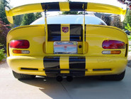 AutoForm Adjustable GTS Wing - Gen 2 Viper