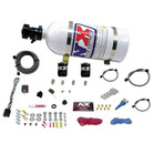 Nitrous Express Dodge EFI Single Nozzle System - 10lb Bottle