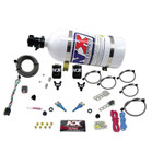 Nitrous Express Dodge EFI Full Race Dual Nozzle System - 10lb Bottle