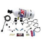 Nitrous Express Dodge EFI Full Race Dual Nozzle System - 10lb Bottle