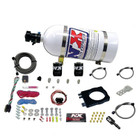 Nitrous Express Dodge Hemi Plate System - 10lb Bottle