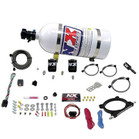 Nitrous Express High Output Plate System - 5.0 Coyote - 10lb Bottle