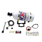 Nitrous Express Plate System - 5.0 Coyote - 10lb Bottle