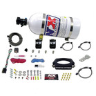 Nitrous Express Plate System - LS 102mm TB - 10lb Bottle