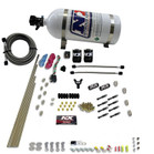 Nitrous Express Dry Direct Port System - Single Stage - 8 Cylinders - 10lb Bottle