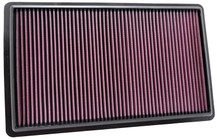 K&N High Flow Replacement Filter for Dodge Viper Gen 4 / 5 (2008-2013)