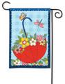 April Showers Garden Flag
