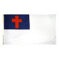 3' x 5' Nylon Christian Flag