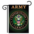 Printed US Army Garden Flag