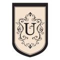 "Monogram ""U"""