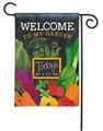 Farmers Market Garden Flag