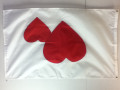 Red Hearts Flag