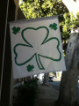 Lucky Large Shamrock