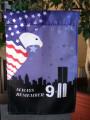 Always Remember 9/11 Garden Flag