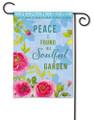 Soulful Garden Garden Flag