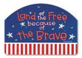 Patriotic Tribute Yard DeSign
