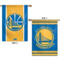 Golden State Warriors Two-Sided Banner