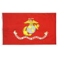 3 X 5 Marine Corps Poly/Cotton Flag