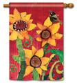 Peace Sunflower