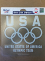 Team USA Die Cut Decal