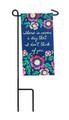 Thinking of You Mini Garden Flag