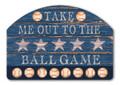 Baseball Season Yard Design
