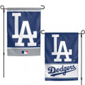 2-Sided Los Angeles Dodgers Garden Flag