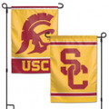 2-Sided USC Garden Flag