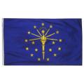 "12"" x 18"" Indiana Flag"