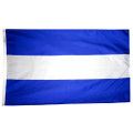 "12"" x 18"" El Salvador Flag (Civil- No Seal)"
