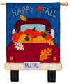 Fall Y'all Pickup Truck
